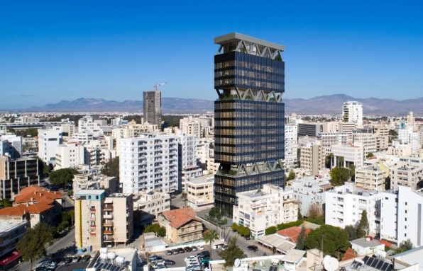 Labs Tower: Teddy Sagi's investment in Cyprus